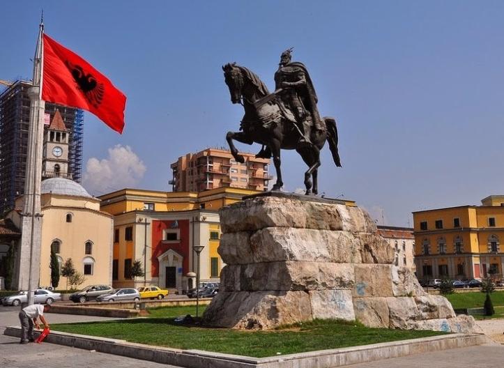 Tirana_Skanderbeg_Square_(2) albania.jpg